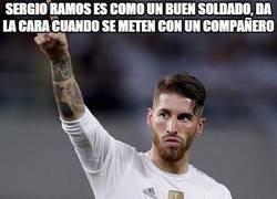 Enlace a Sergio Ramos se olvida de algunos