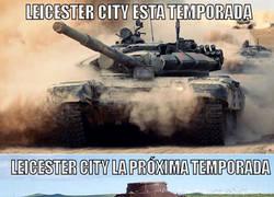 Enlace a Así acabará la plantilla del Leicester, ese oscuro objeto del deseo