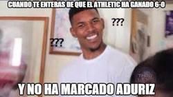 Enlace a Cuando te enteras de que el Athletic ha ganado 6-0