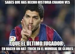 Enlace a ¡Luis Suárez acaba de hacer historia!