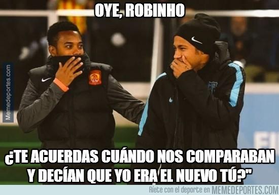 761821 - Oye, Robinho