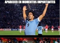 Enlace a Aparecer en momentos importantes, nadie como Luis Suárez