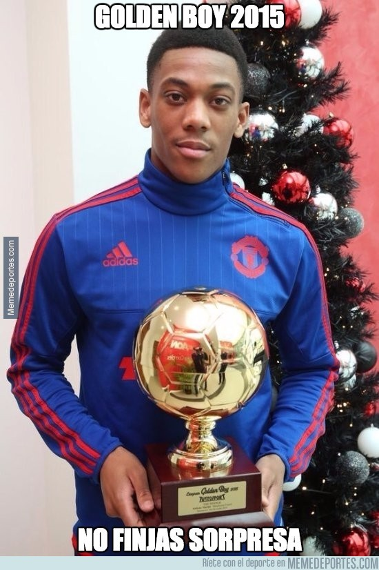 762943 - Golden Boy 2015 para Martial