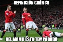 Enlace a Así va el Manchester United de lo que va esta temporada
