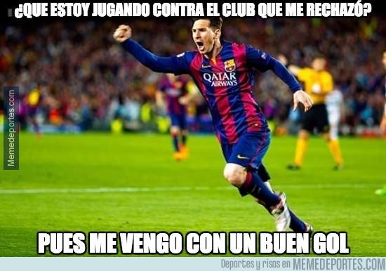763787 - La vendetta de Messi