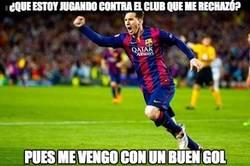 Enlace a La vendetta de Messi