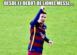 Enlace a Messi le da la vuelta a la historia