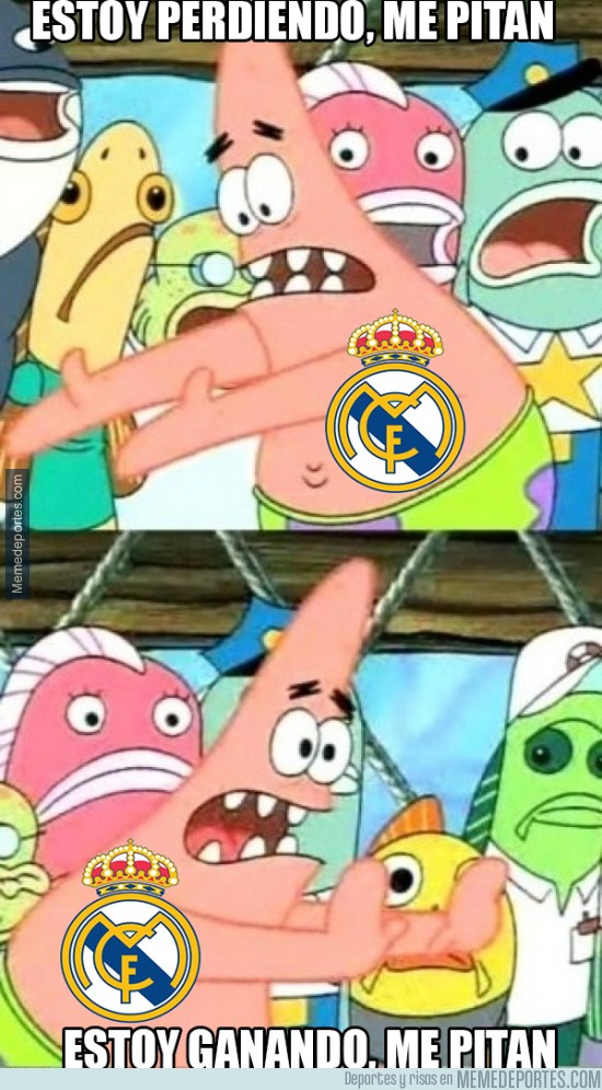 764479 - La afición del Real Madrid es muy rara