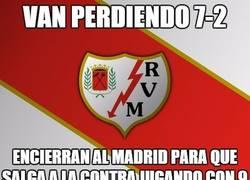 Enlace a El Rayo hace demasiado con 9...