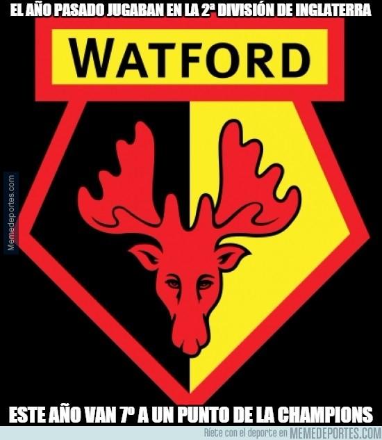 764990 - Enorme temporada del Watford hasta el momento