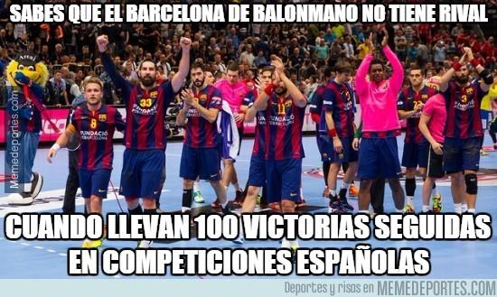 765232 - El Barcelona de balonmano no tiene rival