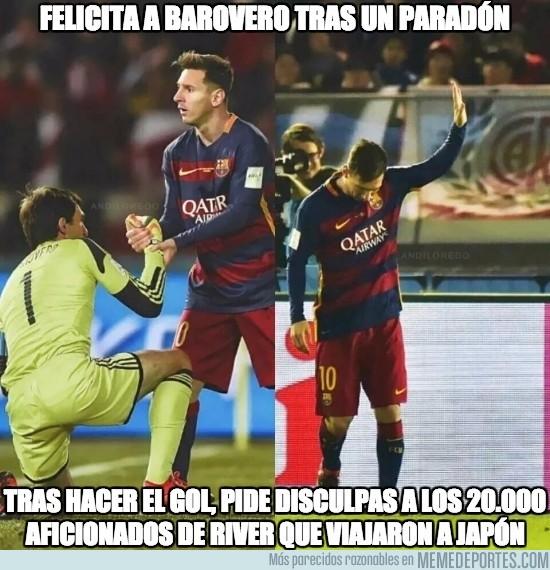 765236 - Gran #respect para Leo
