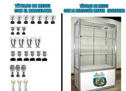 Enlace a Lo que le falta a Messi para ser el mejor del mundo