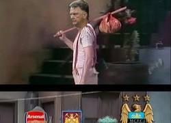 Enlace a Si se confirman los rumores, este fin de semana puede ser el último de Van Gaal en el United