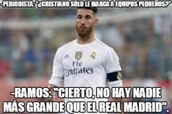 Enlace a Menudo zas de Sergio Ramos