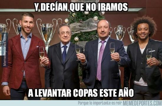 766714 - El Madrid callando bocas