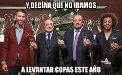 Enlace a El Madrid callando bocas