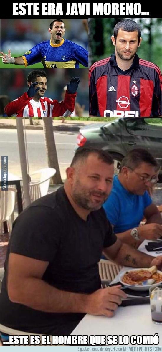 766920 - El hombre que se comió a Javi Moreno