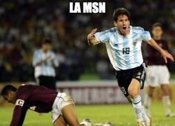 Enlace a La MSN antes de llegar a la fama