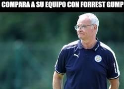 Enlace a Ranieri ya lo tenía planeado
