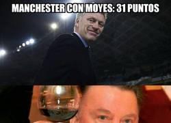 Enlace a Lord Moyes dueño y señor del Boxing Day con el Manchester United