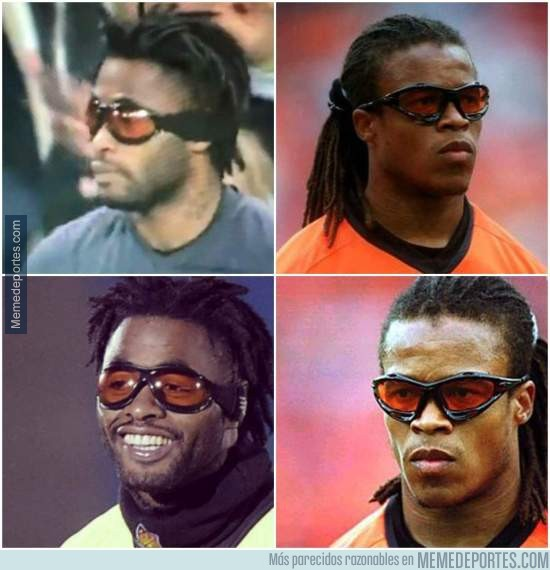 767817 - Alex Song haciendo un Edgar Davids...