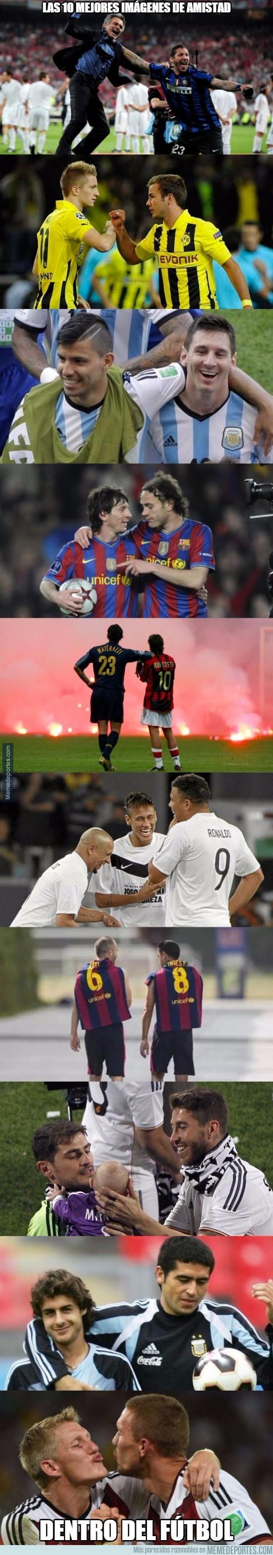 768365 - La amistad en el fútbol