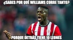 Enlace a ¿Sabes por qué Williams corre tanto?