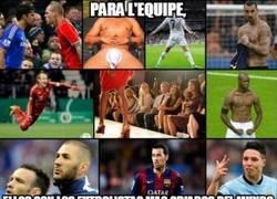 Enlace a Los futbolistas mas odiados del mundo según L'Equipe, ¿estás de acuerdo?