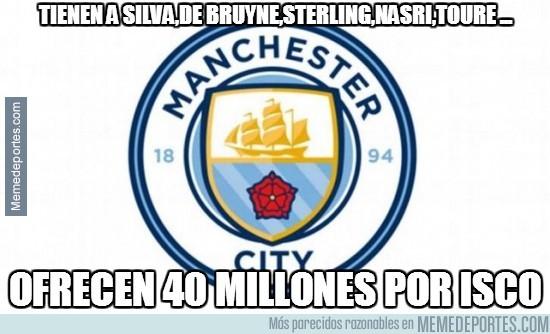770075 - Tienen a Silva, De Bruyne, Sterling, Nasri, Toure...