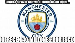 Enlace a Tienen a Silva, De Bruyne, Sterling, Nasri, Toure...