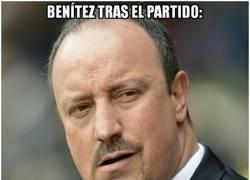 Enlace a Madridistas tras las declaraciones de Benítez