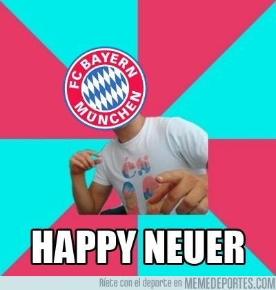 771529 - ¡El Bayern Munich te desea un feliz año nuevo!