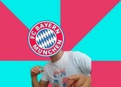 Enlace a ¡El Bayern Munich te desea un feliz año nuevo!
