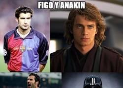 Enlace a Figo y Anakin