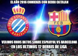 Enlace a Datos sobre el Espanyol vs Barça