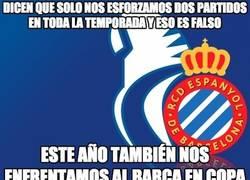 Enlace a Por favor, dejad de mentir sobre el Espanyol