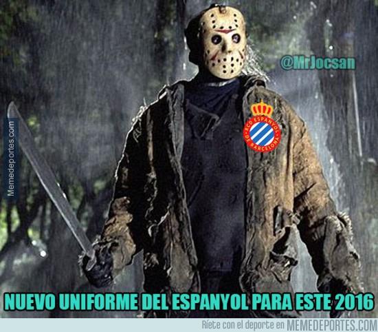 772251 - El Espanyol estrena equipación este año