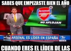 Enlace a Este año es del Arsenal