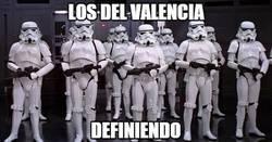 Enlace a La puntería del Valencia en la primera parte