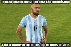 Enlace a Poca memoria en el fútbol...