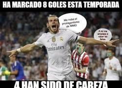 Enlace a Bale quiere ser como Aduriz