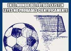 Enlace a Leyes básicas del fútbol