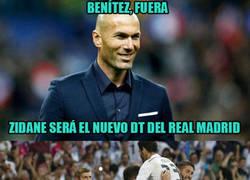Enlace a ¡Benítez FUERA del Madrid!