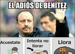 Enlace a Se va una leyenda del Barcelona