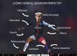 Enlace a Así sería el jugador perfecto, según Goal