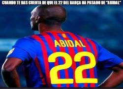 Enlace a Muy curioso lo del Barça y el 22