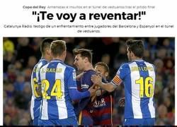 Enlace a Los jugadores del Espanyol son de la cantera del Pont Aeri