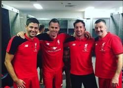 Enlace a Fans del Liverpool ahora mismo