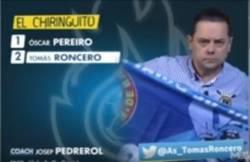 Enlace a Roncero apoyando al Espanyol. Espanyol eliminado de Copa del Rey
